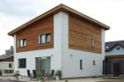 Certifikovaný pasivní dům ve Vřesině s materiály Sto