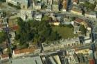 V centru Hradce Králové vznikne nový park Skleněnka