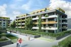 Developer YIT Stavo staví v pražském Motole další čtyři nízkoenergetické bytové domy