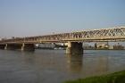 Bratislavané v hlasování podpořili dvoubarevné provedení nejstaršího mostu