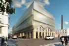 Místo bývalé tramvajové vozovny na pražském Smíchově budou kanceláře