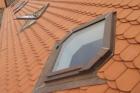 Vršovický zámeček v Praze má jedinečná střešní okna