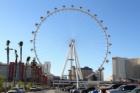 Las Vegas má nejvyšší vyhlídkové kolo světa, měří 167 metrů