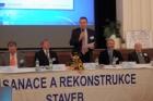 Stručné ohlédnutí za 35. konferencí Sanace a rekonstrukce staveb 2013