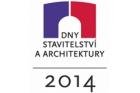 Dny stavitelství a architektury 2014