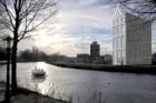 Nizozemci vyrábějí v Amsterodamu první dům pomocí 3D tiskárny