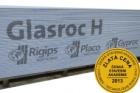 Deska Glasroc H má zlatou medaili v soutěži Výrobek – technologie roku 2013