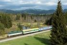 Začala rekonstrukce trati Č. Budějovice–Volary za 1,3 miliardy Kč