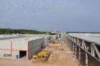 PSJ dokončila stavby za 550 mil. Kč v běloruském závodě Kronospan