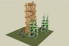 V dubnu začne stavba rozhledny na Pekelném kopci u Třebíče