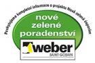 Weber je připraven pomoci s přípravou žádosti v programu Nová Zelená úsporám 2014