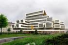 ČS nemovitostní fond koupil za 950 miliónů korun budovu Qubix v Praze 4