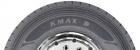 Výkonnost zimních nákladních pneumatik se zvyšuje
