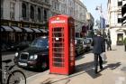 Londýn zůstává na špičce mezi evropskými nákupními třídami