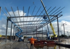 PSJ v Liverpoolu demontovalo výrobní halu