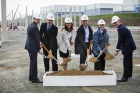 Stavba logistického centra pro Mattel je zahájena