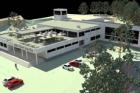 Mladá Boleslav začala stavět nový krytý bazén za 250 miliónů