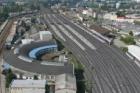 Skončila rekonstrukce železničního uzlu Přerov