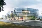 KKCG postaví nad metrem Bořislavka kanceláře a obchody do roku 2017